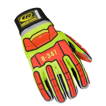 Ringers Gloves R-347 Rescue in His-Vis