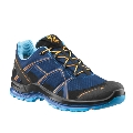 Haix Black Eagle Adventure 2.1 GTX low/ navy-orange